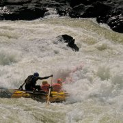Rafting on the Zambezi-10