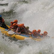 Rafting on the Zambezi-13