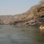 Rafting on the Zambezi-14