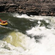 Rafting on the Zambezi-5