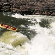 Rafting on the Zambezi-7
