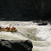 Rafting on the Zambezi-9